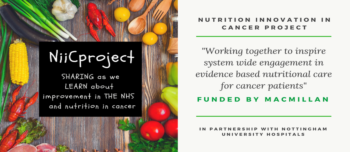 Nutrition Innovation In Cancer Project Introduction